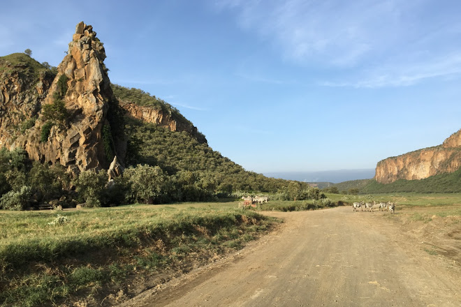 Hell's Gate National Park in Nakuru County. Image Courtesy of Inspirock