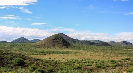 Hurri Hills in Marsabit County. Image Courtesy of National Geographic