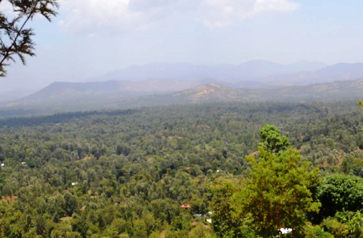 Kierra Ridge and Valley in Meru County. Image Courtesy of Meru Tourism