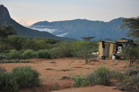 Losai National Reserve in Marsabit County. Image Courtesy of Family in Africa