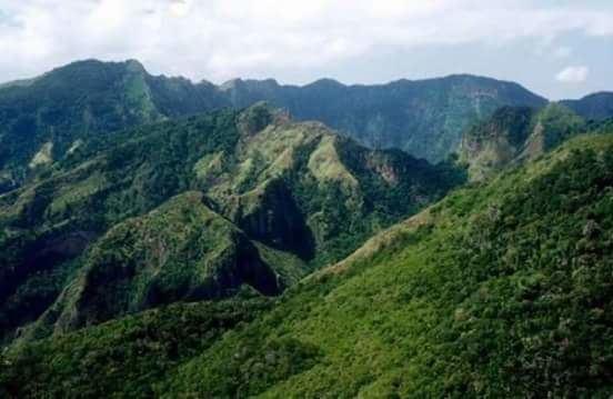 Mount Kulal in Marsabit County. Image Courtesy of Achetron