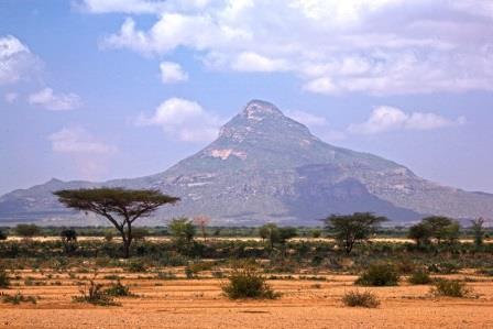 Mount Marsabit in Marsabit County. Image Courtesy of Safari254
