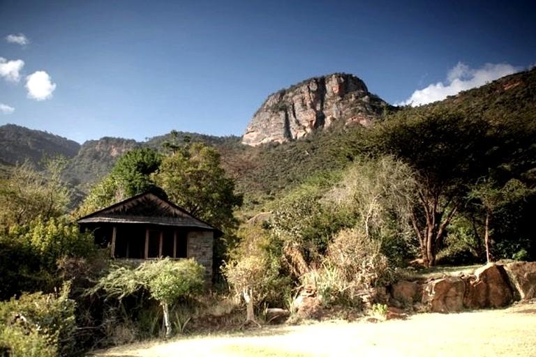 Mount Nyiru in Marsabit County. Image Courtesy of Glamping Hub