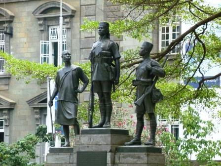 Nairobi African Memorial