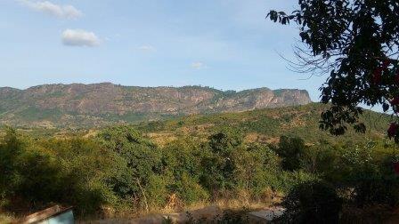 Nzaui Range in Makueni County. Image Courtesy of Trover