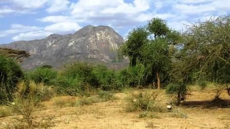 Sololo Escarpment in Marsabit County. Image Courtesy