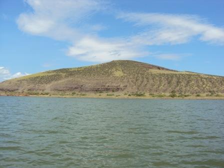 South Island National Park. Image Courtesy of KWS