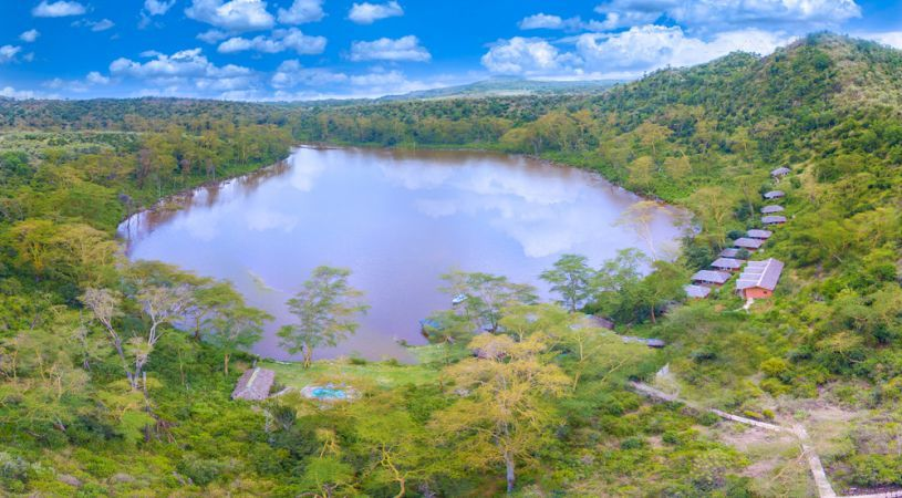 Crater Lake Camp Naivasha. Image courtesy of Travel Jumia
