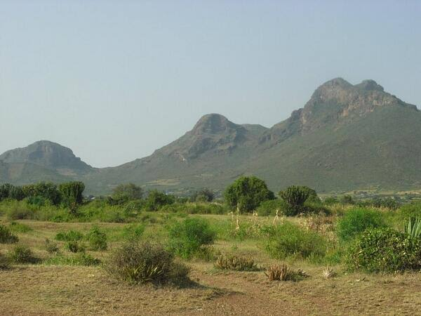 Hiking in Kenya - Homa Hills in Homa Bay County