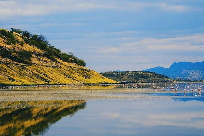 Lake Magadi. Image courtesy of Inspirock