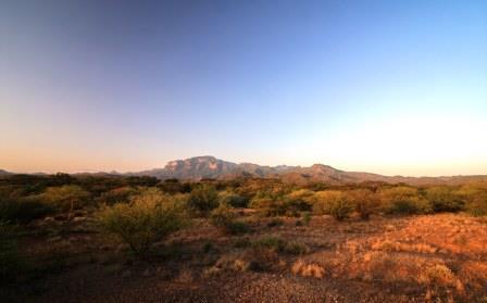 Loima Range in Turkana County. Image Courtesy of National Geographic.