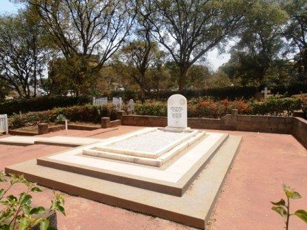 Nyeri Civil Cemetery. Image Courtesy of Safari Now