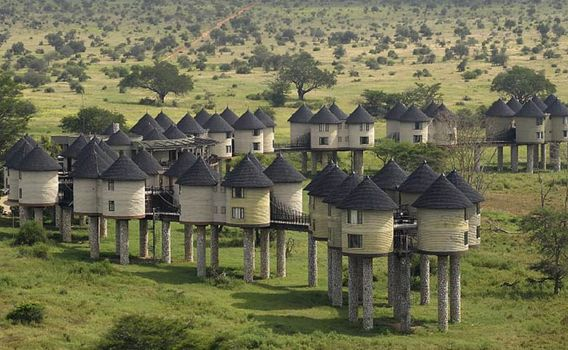 Sarova Salt Lick Lodge - 13 Unique Hotels in Kenya