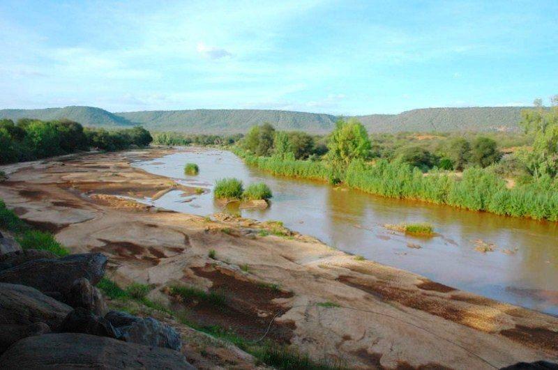 Athi River Wetland Basin
