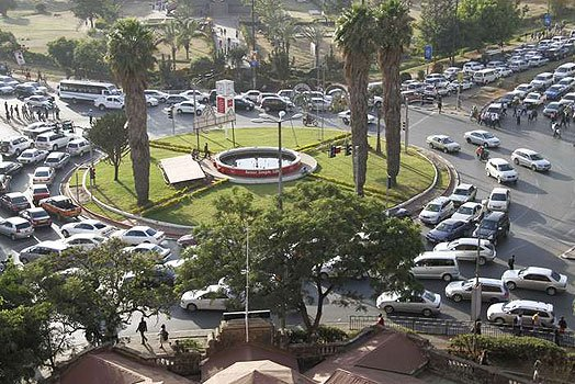 Visit Kenya: Driving in Nairobi