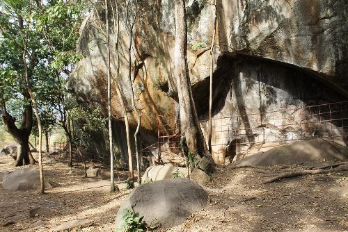 Kakapel Rock Art Monument - Image Courtesy of Steven T. Goldstein