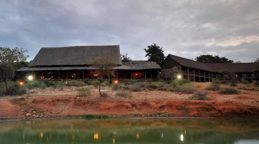 Kilaguni Serena Safari Lodge - 13 Unique Hotels in Kenya