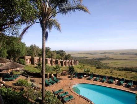 Mara Serena Safari Lodge - 13 Unique Hotels in Kenya