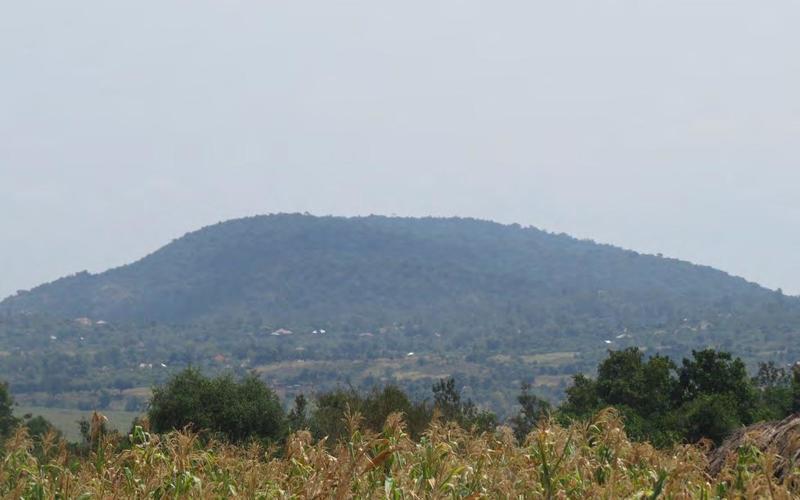 Got Ramogi Hill in Siaya County