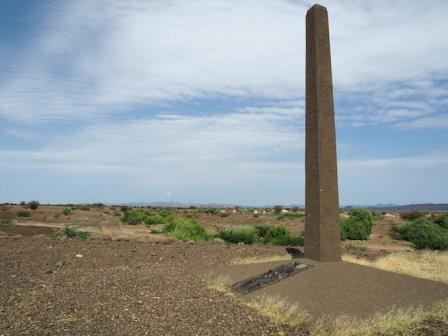 Turkana Boy Monument - A Guide to Archaeological Sites in Kenya