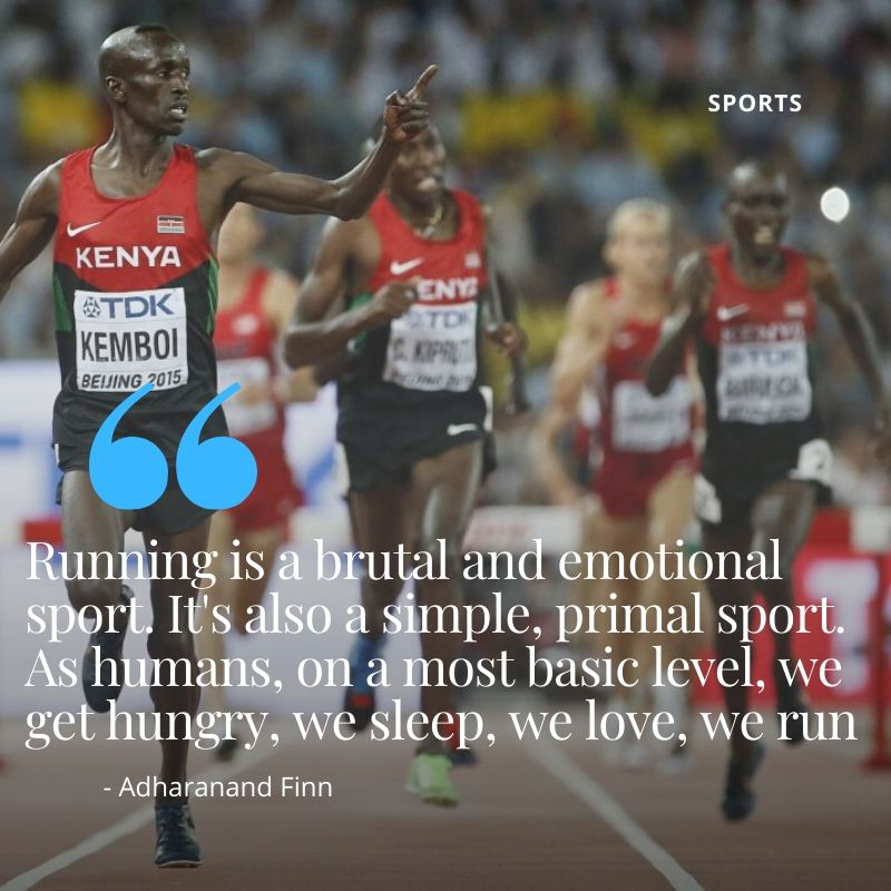 Looking Back on Kenya's Olympics Greats