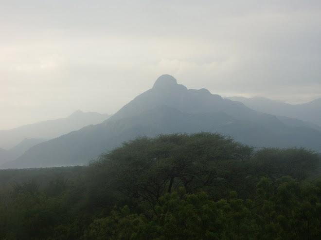 Mount Koh West Pokot. Image courtesy of Habari Kutoka Kenya
