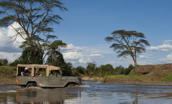 Solio Game Reserve. Image Courtesy of African Safaris - A Look into Kenya Safari Heritage