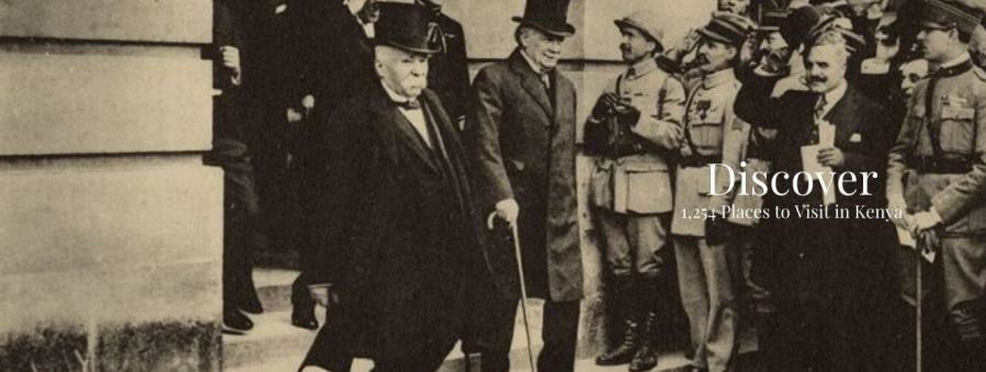 History of the Treaty of Versailles
