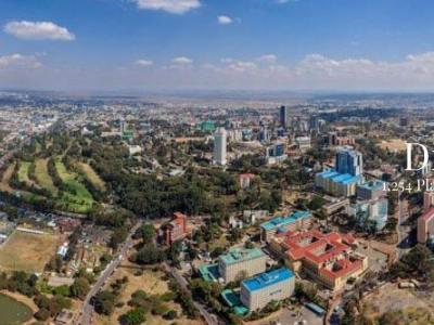Urban Revitalization and the Community in Nairobi
