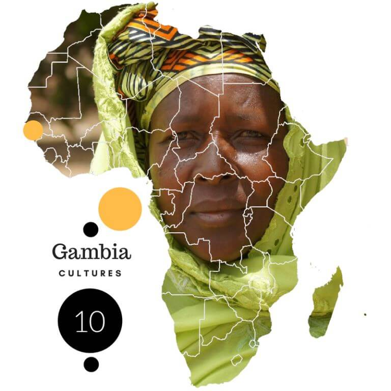 Cultural Diversity in Gambia