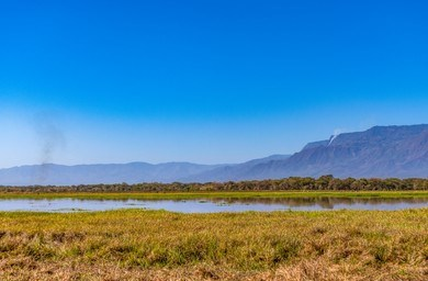 A Sectional View of Lake Kamnarok. Image Courtesy