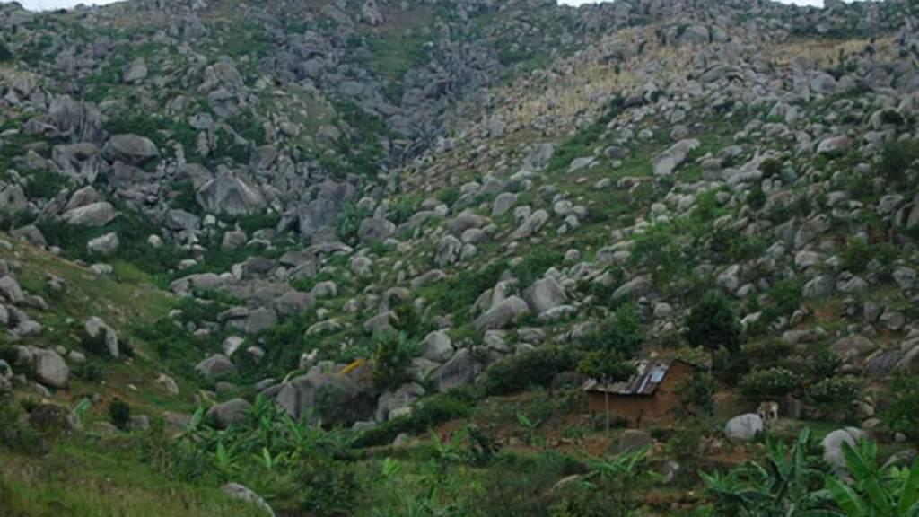 A Section of the Bunyore/Maragoli Hills in Vihiga County. Image Courtesy