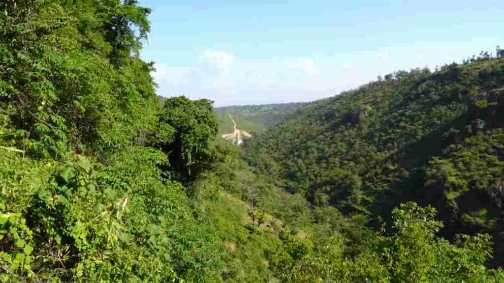 Maara Valley in Tharaka Nithi County. Image Courtesy of Morgan Mwiti
