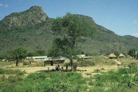 Malabar Hill in Wajir County