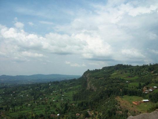 Emanga Ridge in Nyamira County. Image Courtesy of Wiki Commons