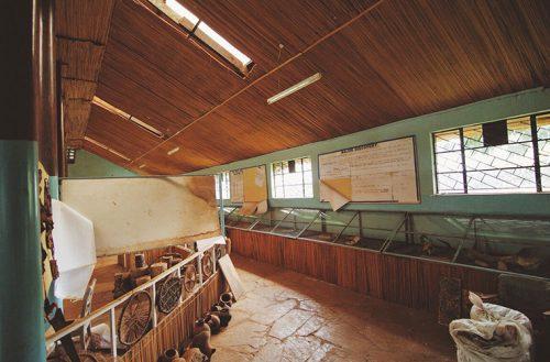 Inside the Treasures of Africa Museum in Kitale