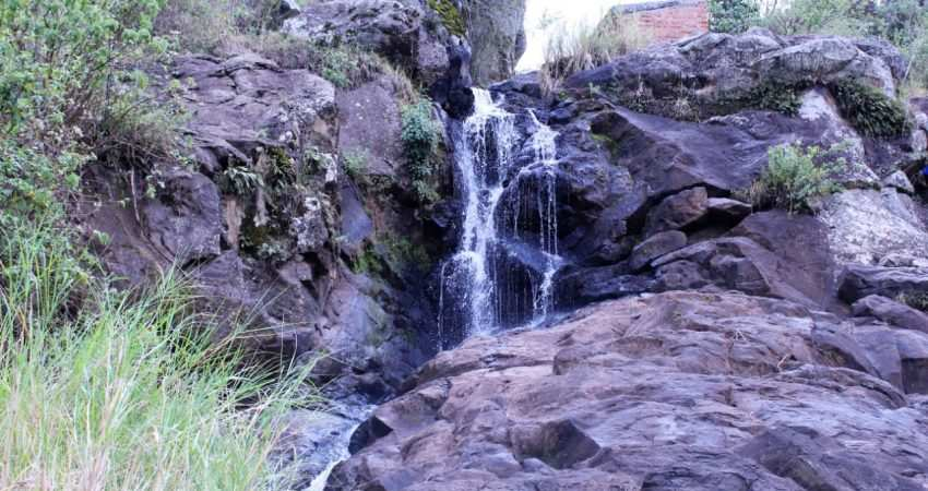 Chemase Waterfalls. Image Courtesy of Nandi County Government