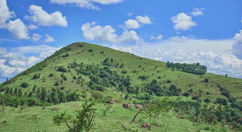 Section of the Ndalat Hill. Image Courtesy of Ochoki Tours