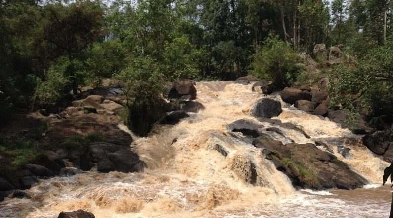 A Section of Tindiyo Falls, Nandi. Image Courtesy of IDEA Power Group