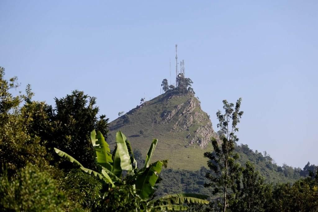 Karue Hill in Embu County. Image Courtesy of Mwangi Kirubi