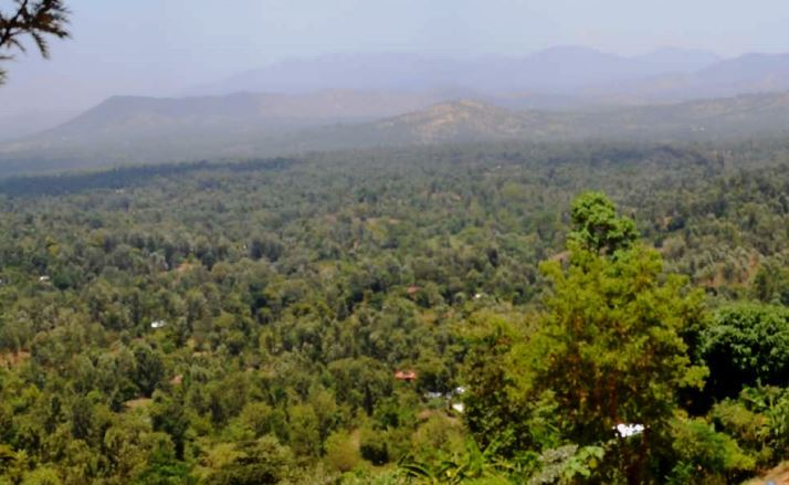 """Kiera or mukera"" meaning a valley. Image Courtesy of Meru Tourism"
