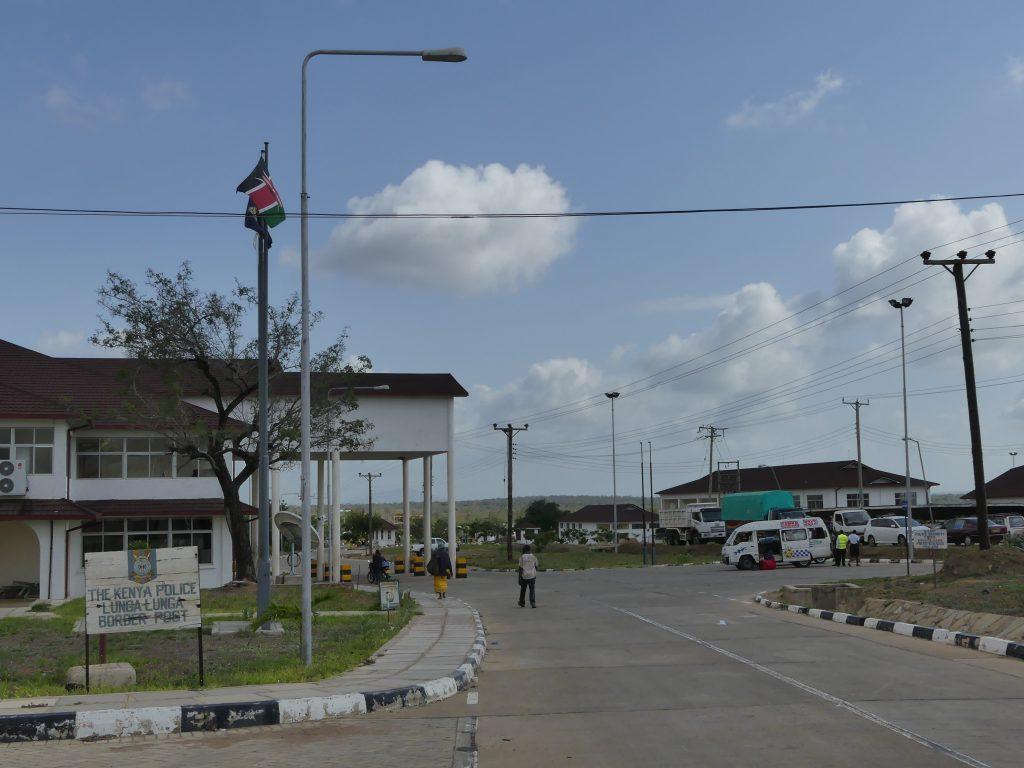 Lunga Lunga Border Point, Image Courtesy of Travel Unplugged.